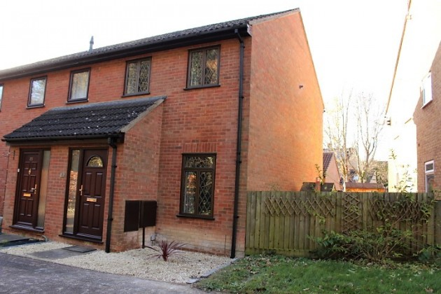 2 Bedroom House To Rent Prince William Way Sawston