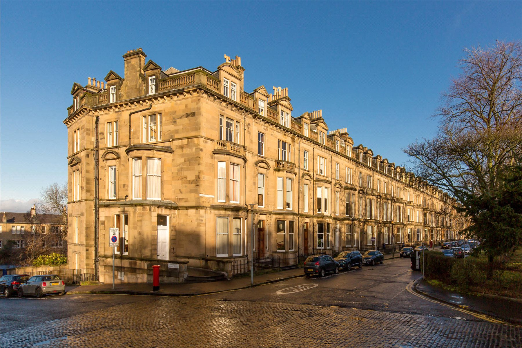 3 bedroom flat for sale f learmonth terrace west end for 2 learmonth terrace edinburgh