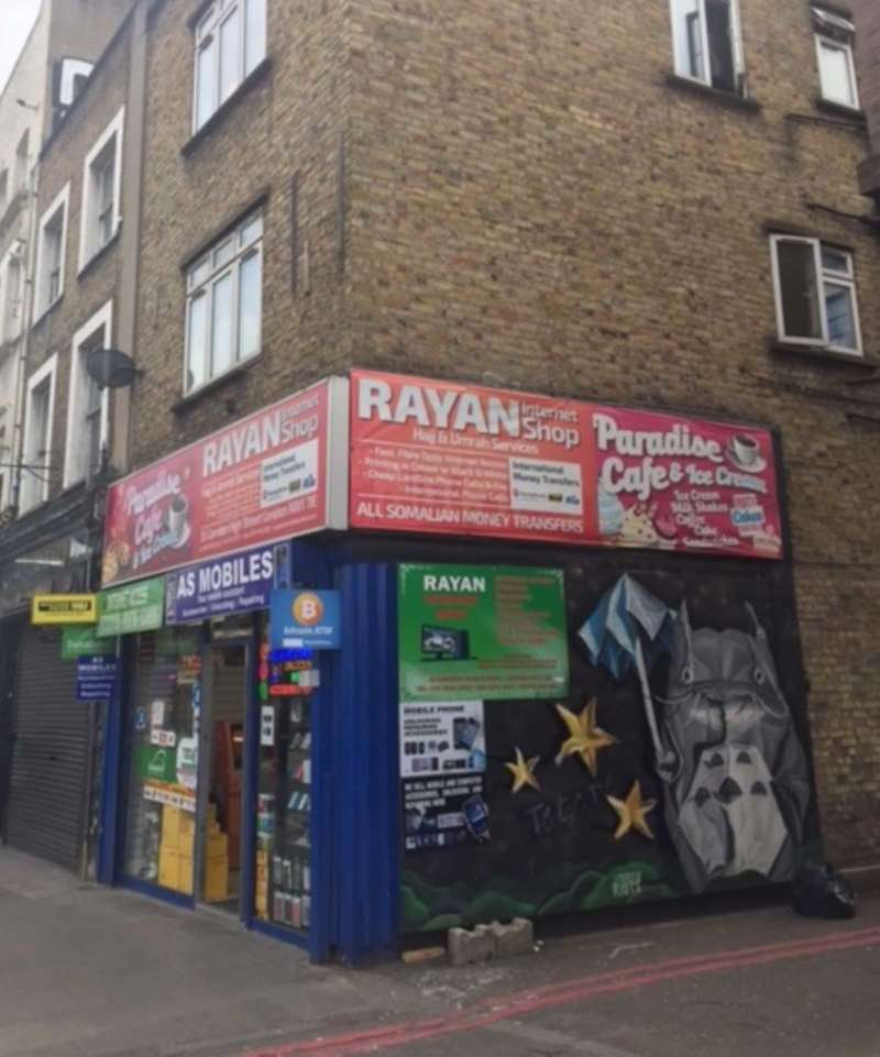 Commercial Property For Rent In Camden High Street