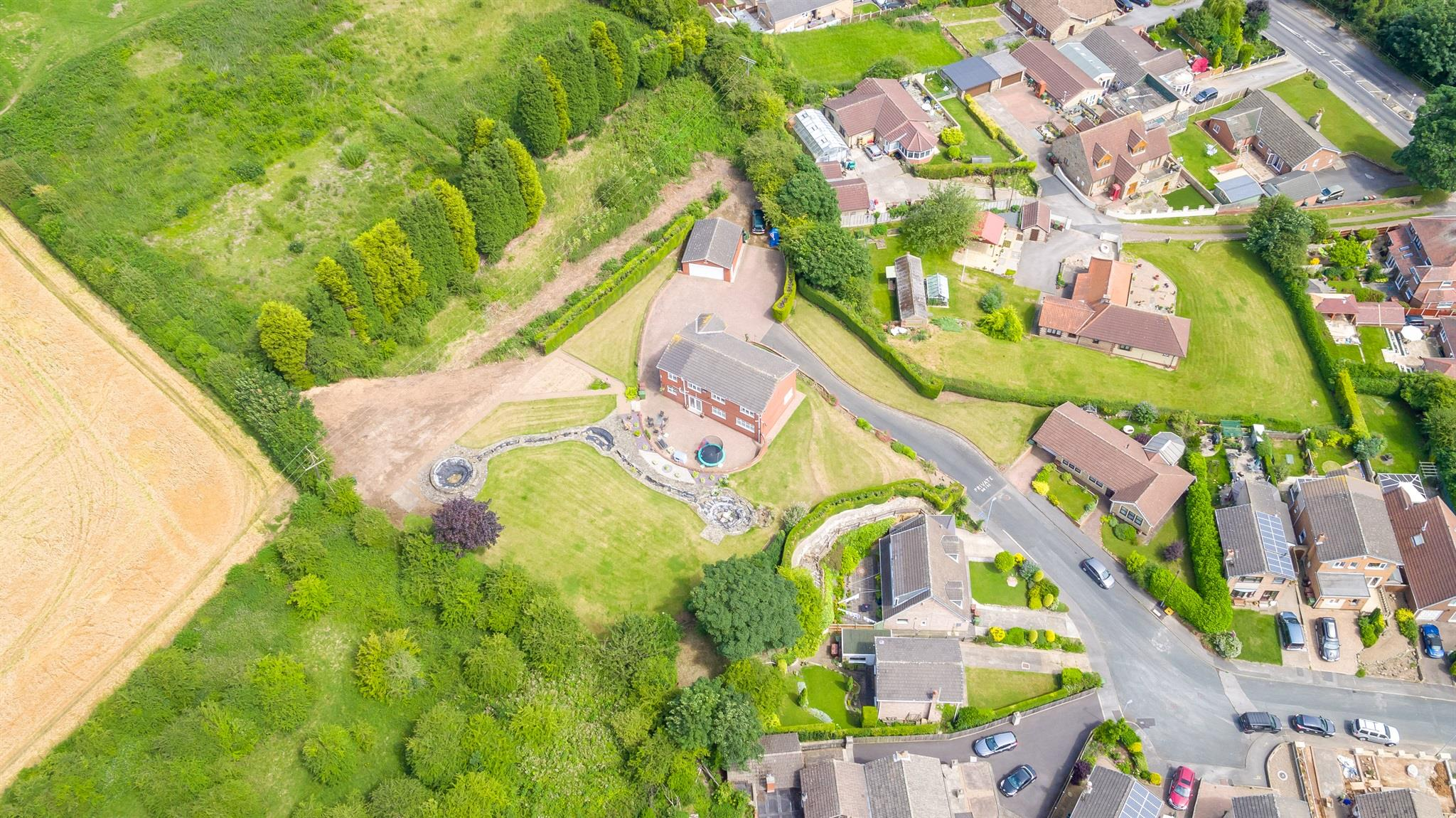 Building Plots For Sale In Pontefract