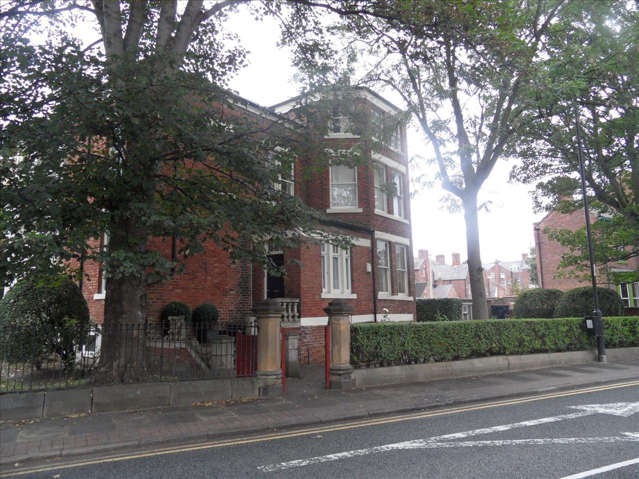 1 Bedroom Flat To Rent Mowbray Road Sunderland Sr Sr2 8hu