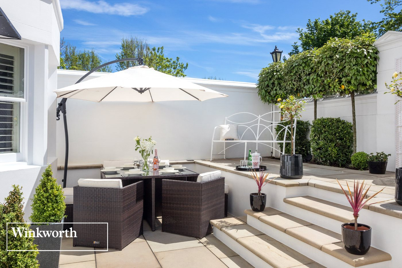 5 bedroom end of terrace house for sale clifton terrace for 5 clifton terrace winchester b b