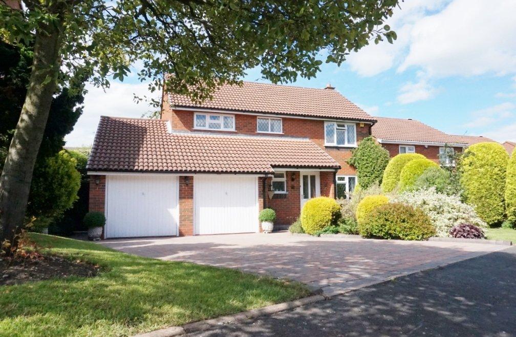 4 Bedroom Detached House For Sale Beverley Close Wylde