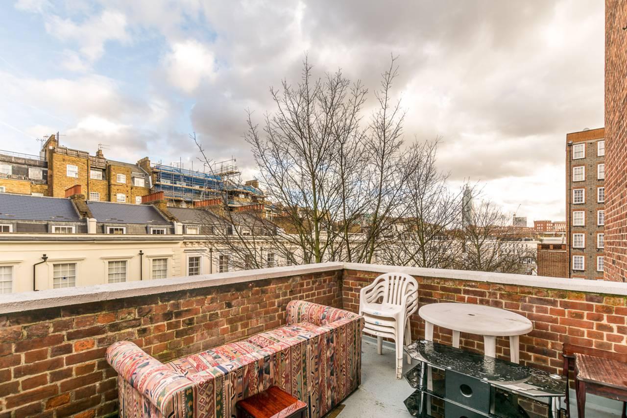 2 Bedroom Flat To Rent Cambridge Street Pimlico Sw