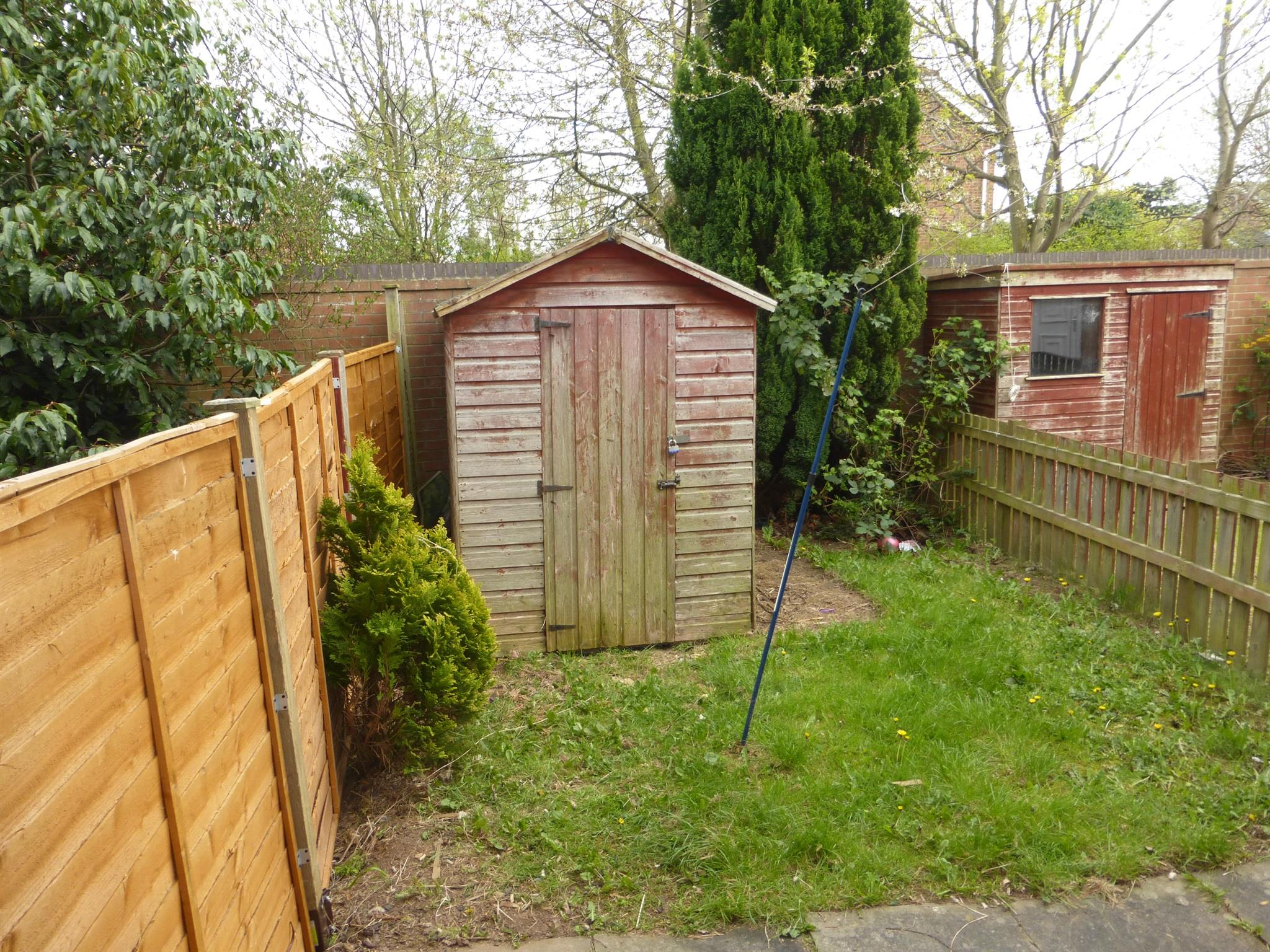 2 Bedroom Terraced House For Sale Holburn Park Stockton