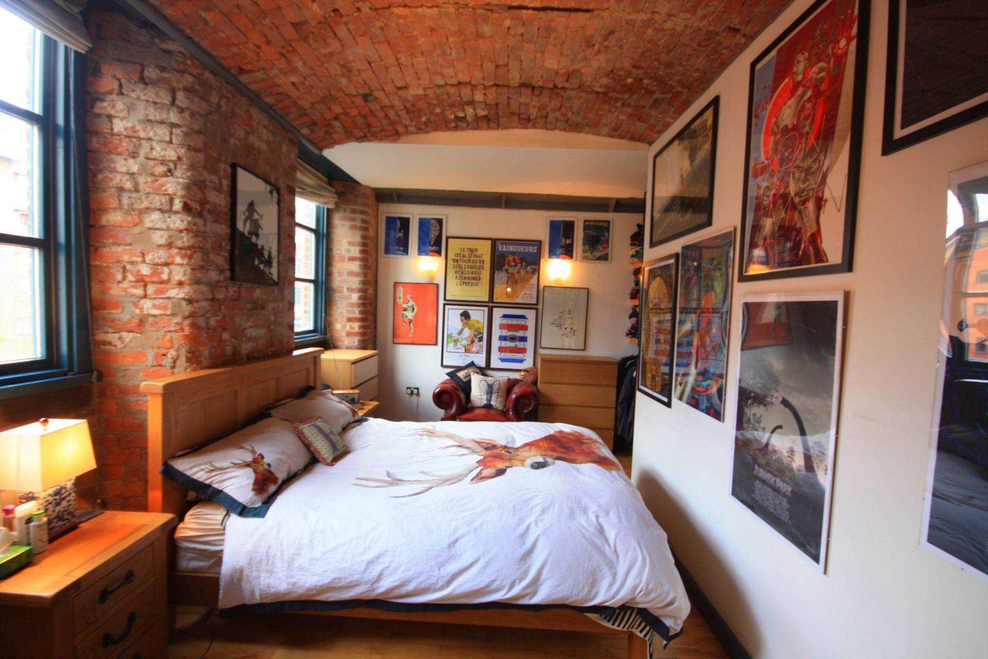 1 Bedroom Apartment For Sale Chorlton Mill Cambridge Street Manchester M1 5bz