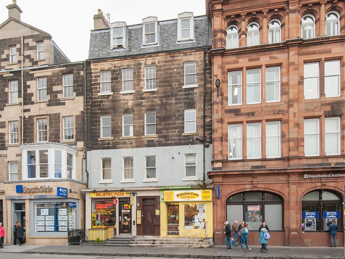 1 Bedroom Flat To Rent Nicolson Street Newington