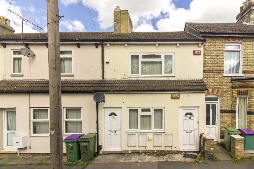 1 Bedroom Flat For Sale Canterbury Road Folkestone Ct