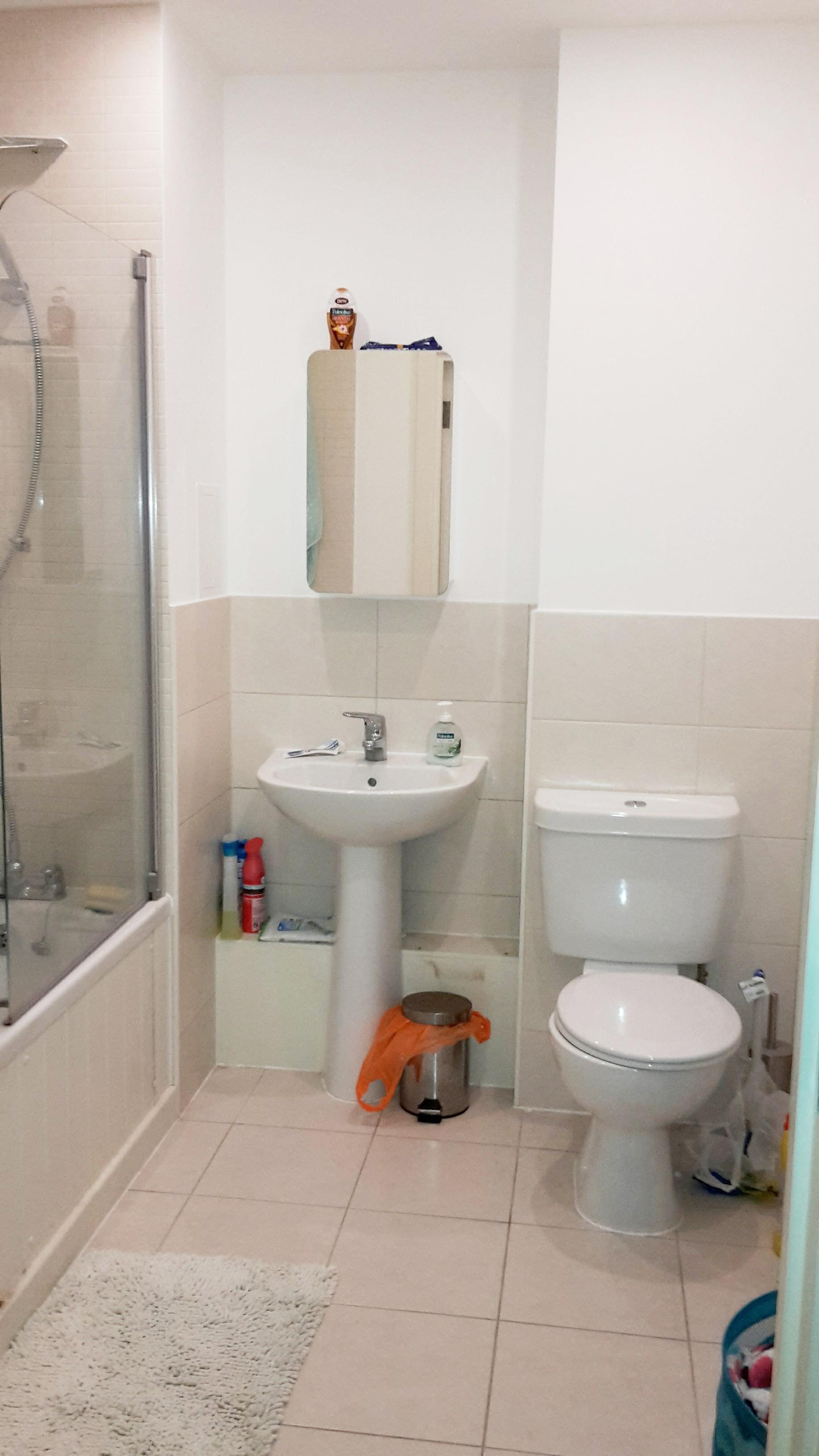 1 Bedroom Flat To Rent Velocity Way Enfield En Canary Wharf En3 7gf