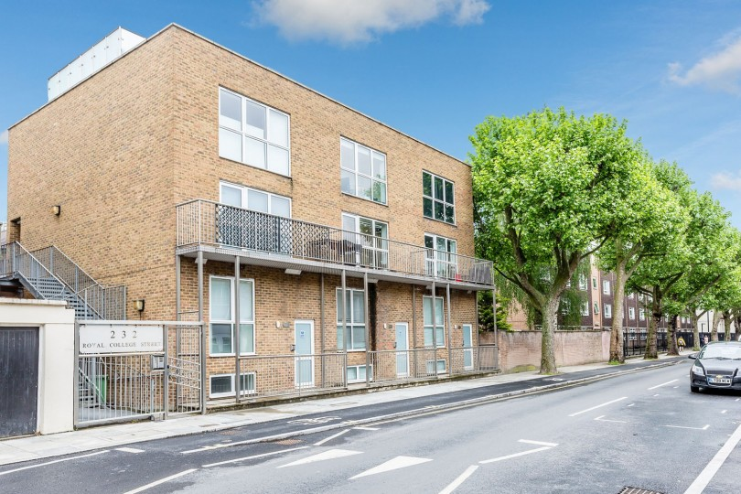 3 Bedroom Maisonette To Rent Royal College Street London