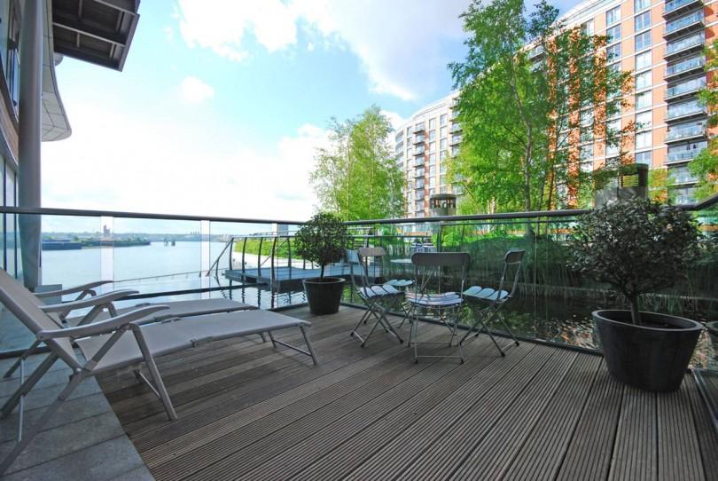 Studio Flat To Rent New Providence Wharf Canary Wharf E E14 9px