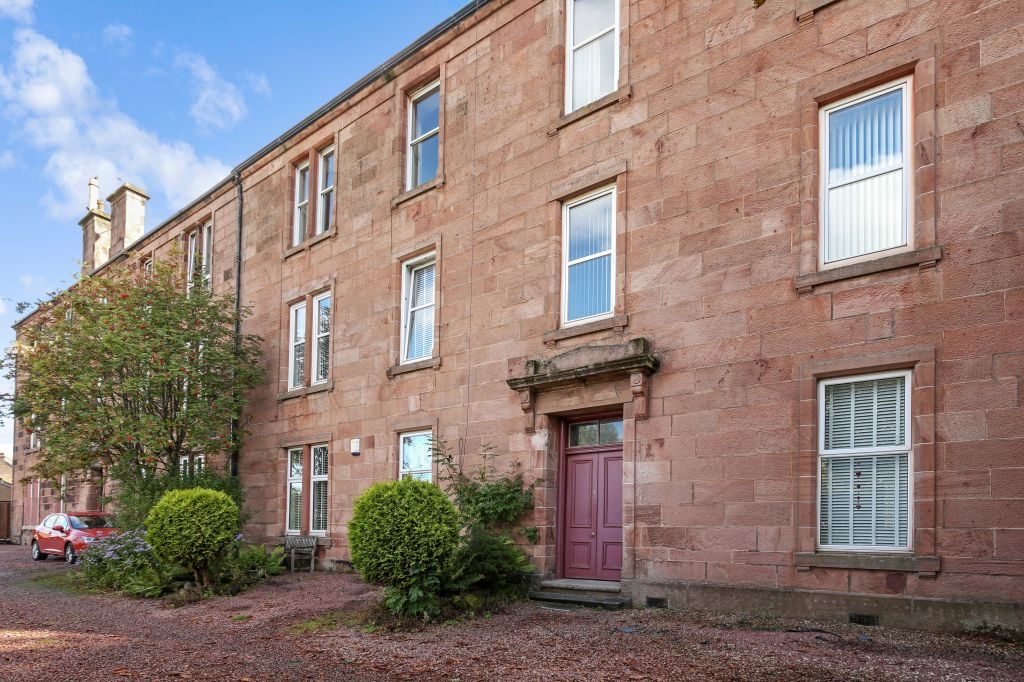 2 Bedroom Flat For Sale Creswell Terrace Kylepark