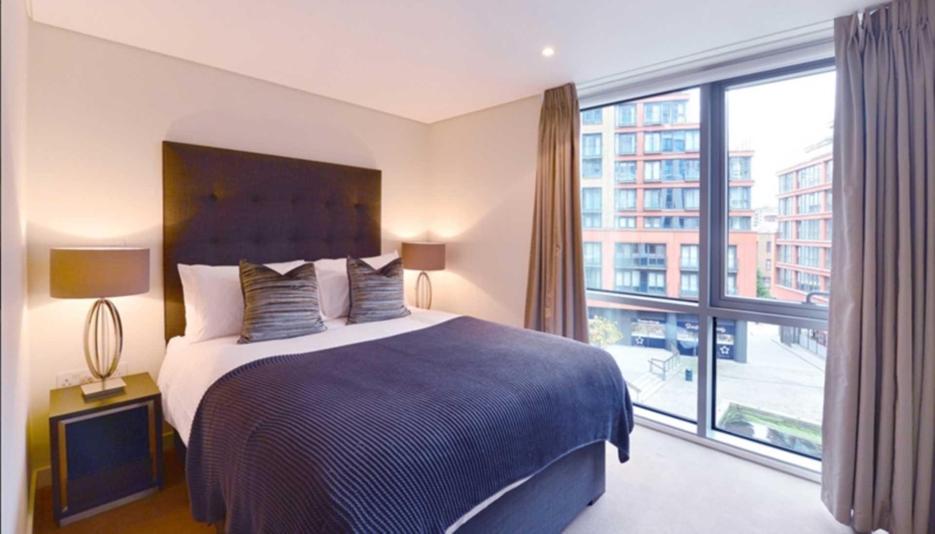 3 Bedroom Apartment To Rent Water Views Merchant Square Paddington London W2 1an