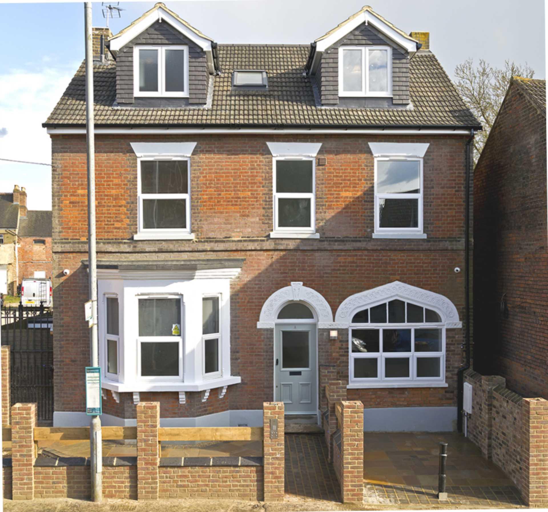 1 bedroom maisonette to rent, Wenlock Street, Luton LU ...