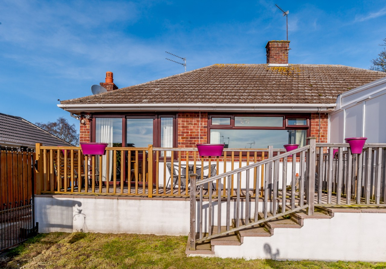 3 Bedroom Bungalow For Sale Norwich Road Great Yarmouth Norfolk Nr Nr30 5jp