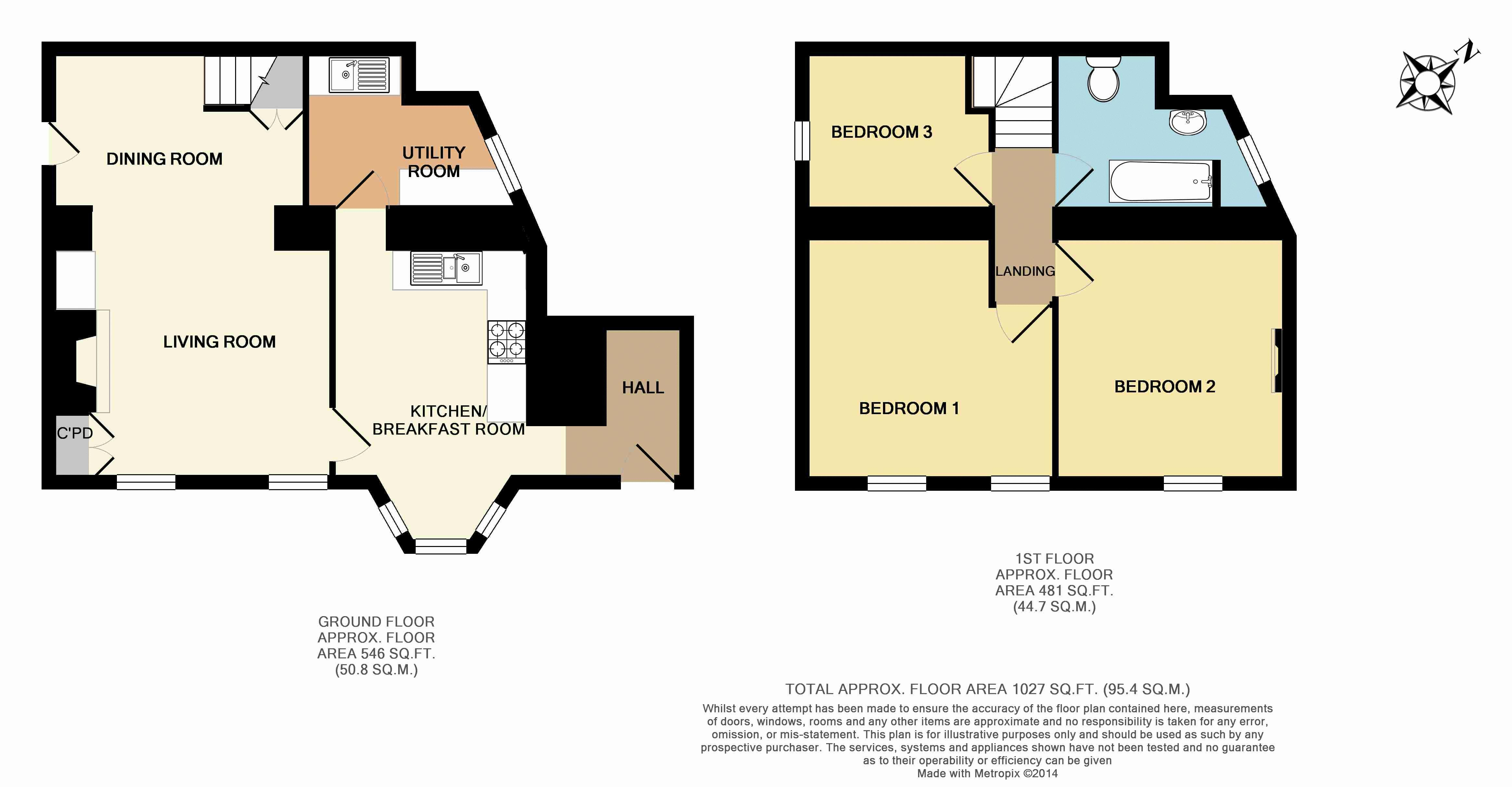 3 bedroom cottage for sale newbridge hill gunnislake pl for 15 dunham place floor plans