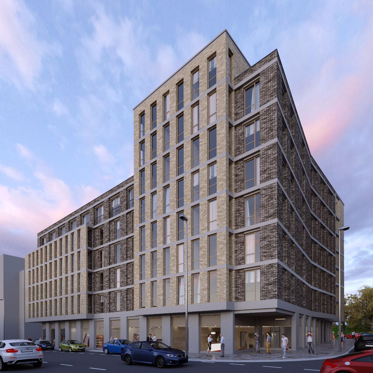 1 Bedroom Apartment For Sale, Devon Street, Liverpool, L3 8HE