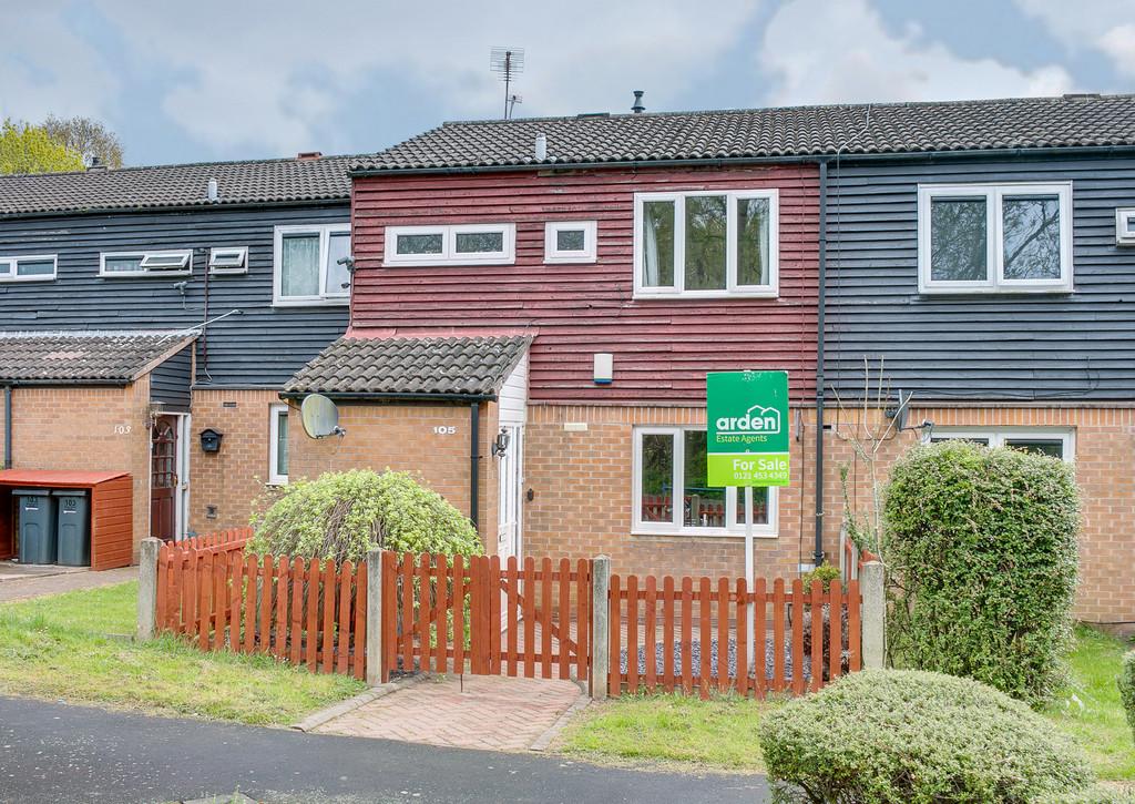 2 Bedroom Detached House For Sale Devon Road Frankley Birmingham B45 0nj