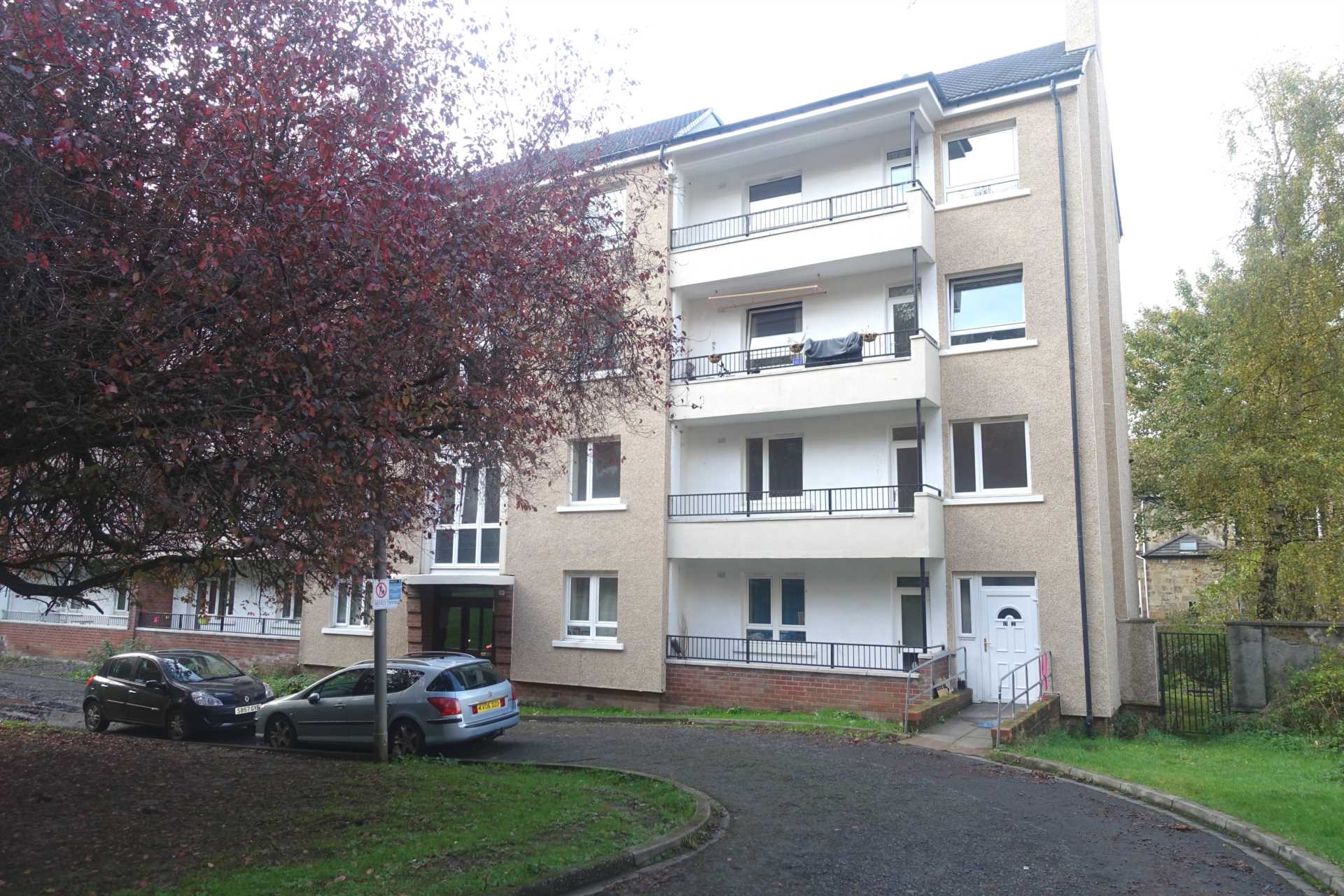 Property For Sale Camphill Avenue Glasgow