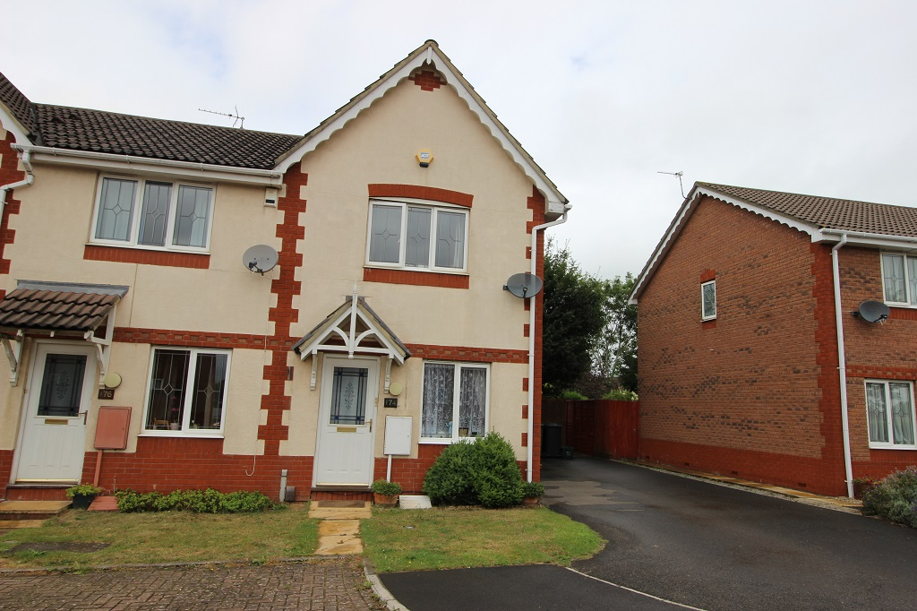 2 bedroom house to rent westons brake emersons green for 64 rustic terrace bristol ct