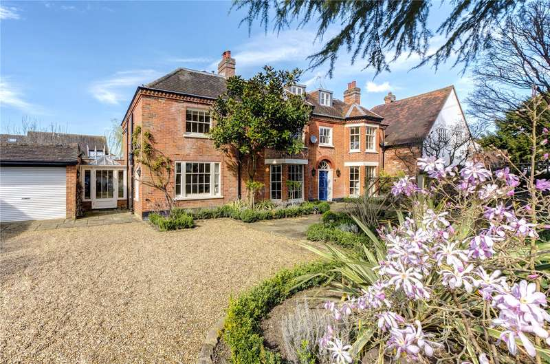 5 bedroom semi detached house for sale temple marlow for Marlow manor