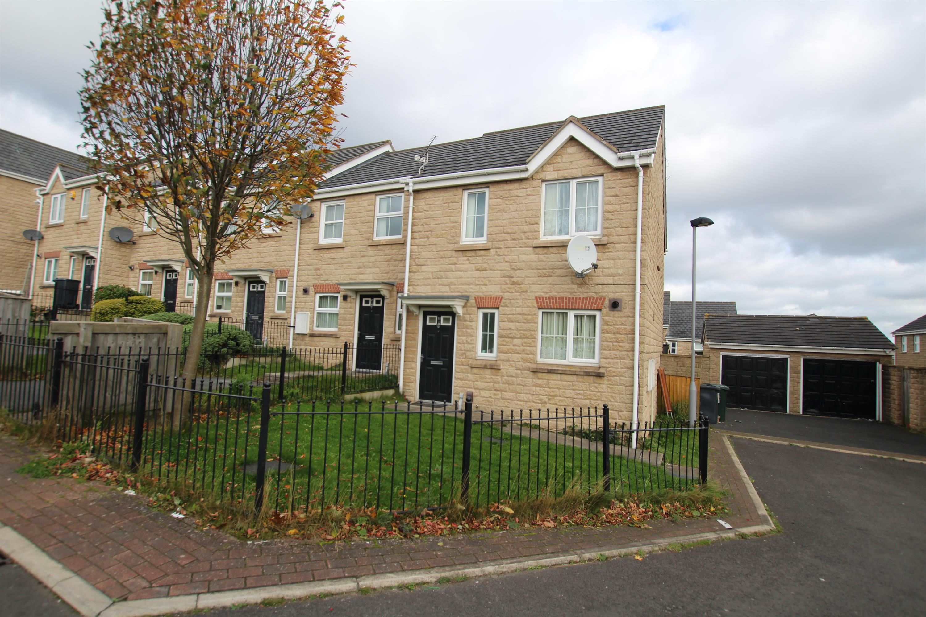 Yorkshire Terrace: 3 Bedroom Terraced House For Sale, Opheilia Close