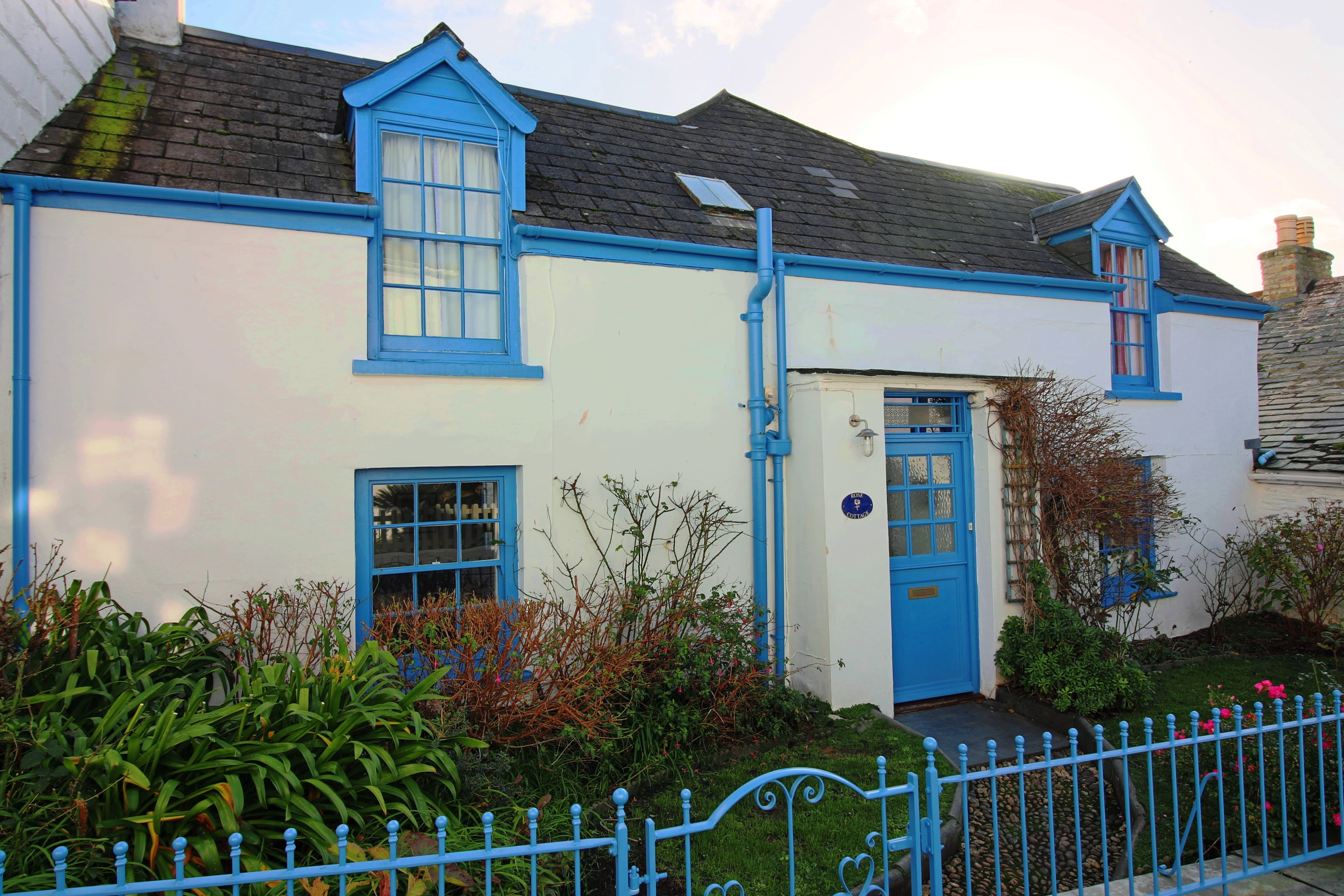 3 Bedroom Cottage For Sale Dolphin Street Port Isaac Pl