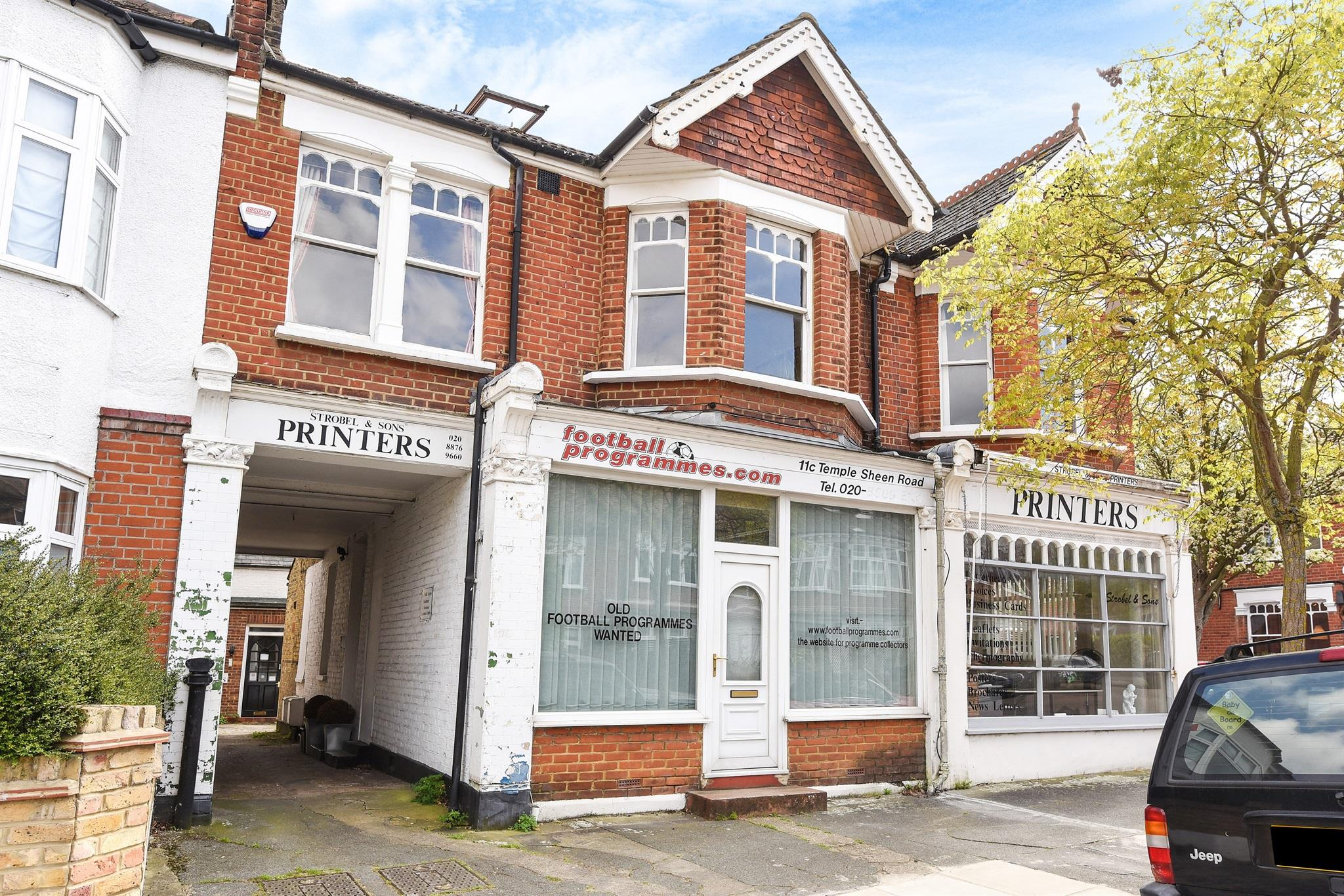Property For Sale Temple Sheen Road