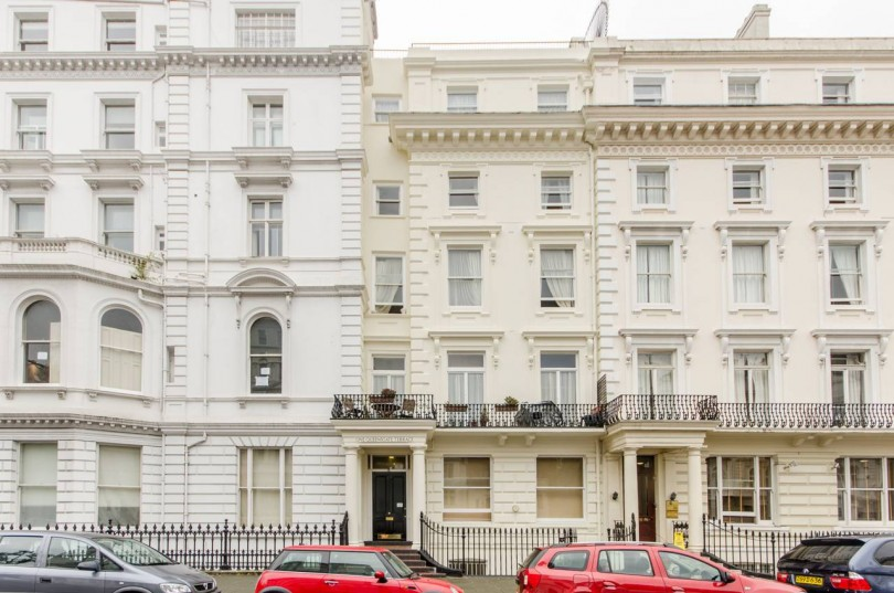 2 bedroom maisonette to rent queen 39 s gate terrace south for Queens gate terrace