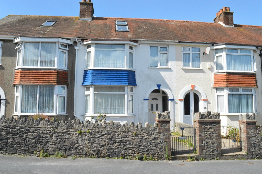 5 Bedroom Terraced House For Sale Victoria Park Road Torquay Tq Tq1 3qj