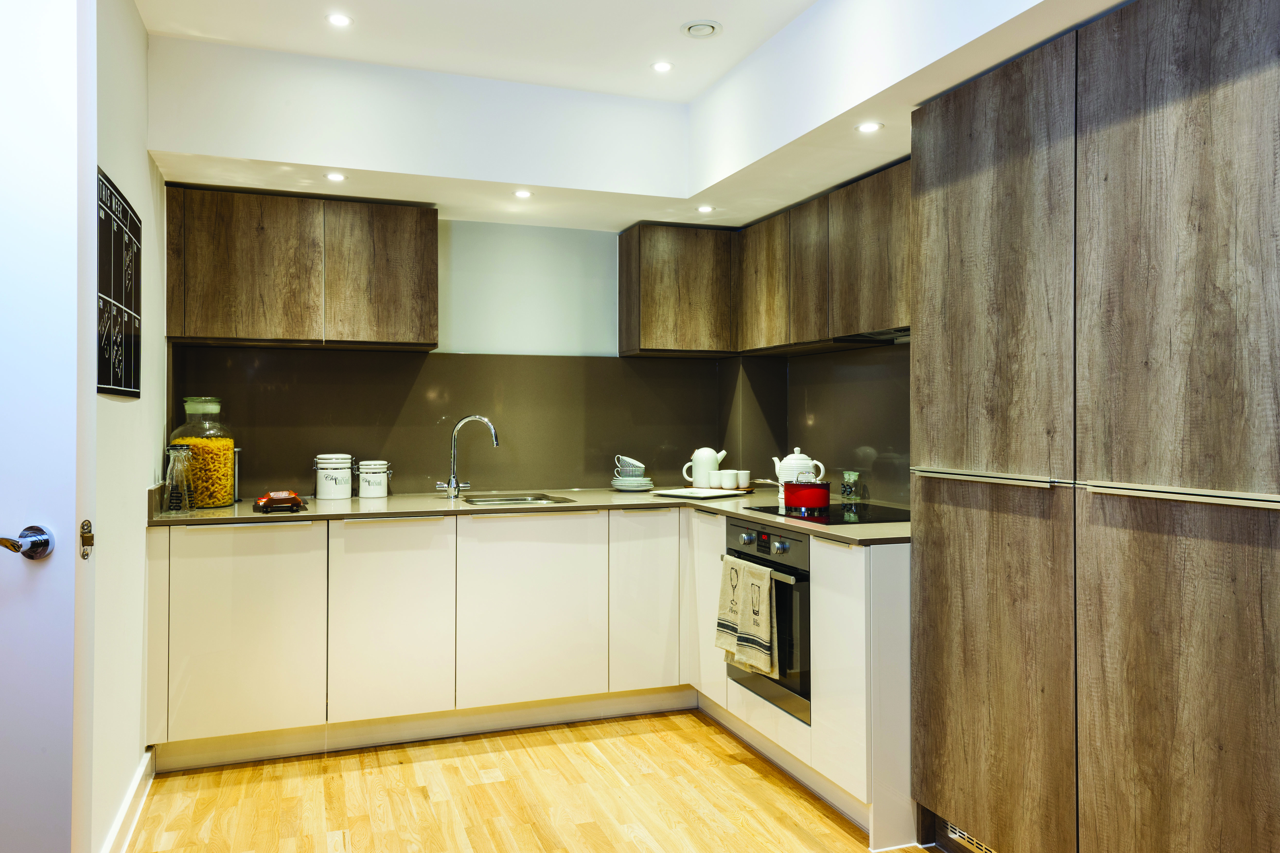 2 bedroom accessible apartment for sale Bentley Place Bentley