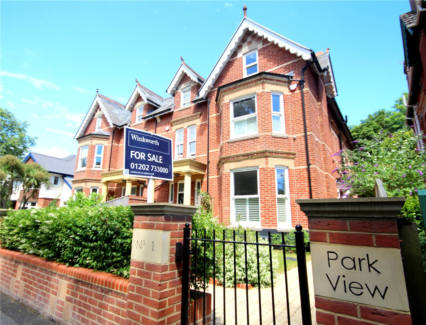 4 bedroom end of terrace house for sale park view church for 4 church terrace docking