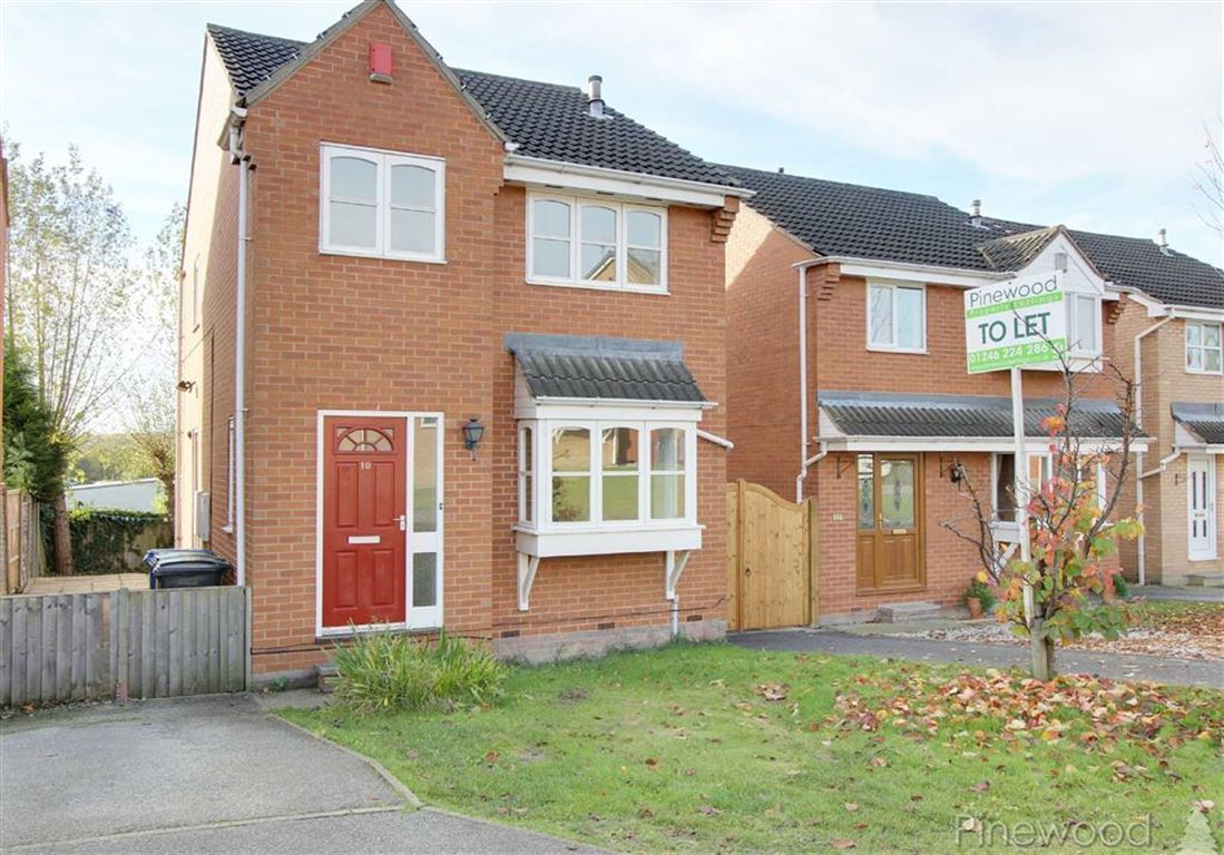 Property For Rent In Old Whittington Chesterfield