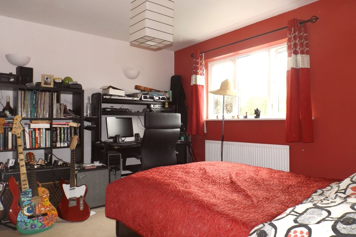 Rooms To Rent Worcester St Peters