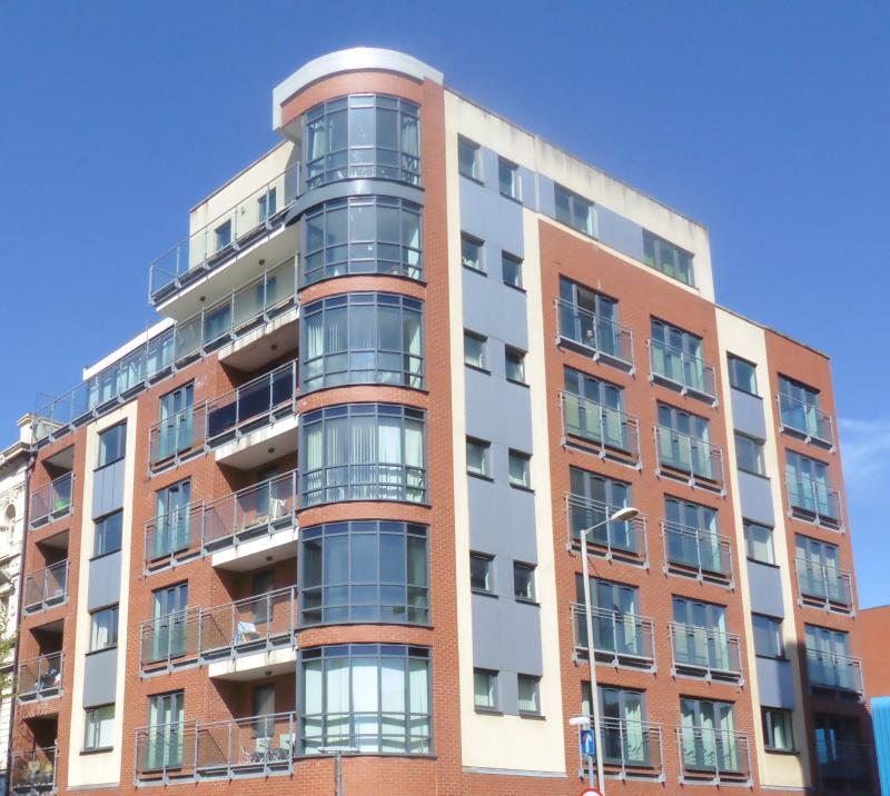 One Bedroom Apartment London Rent: 1 Bedroom Flat To Rent, The Atrium, London Road, Liverpool