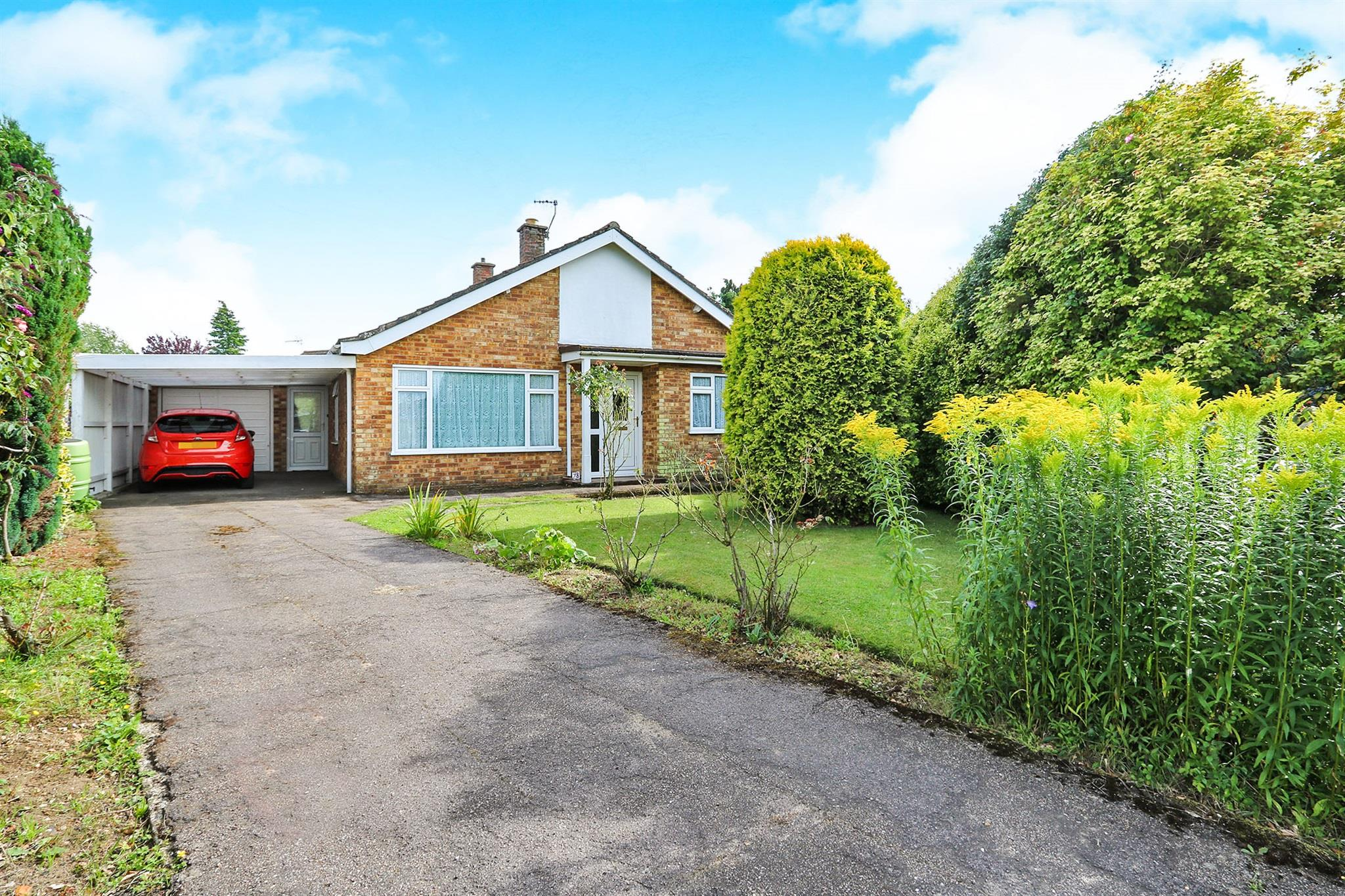 3 Bedroom Detached Bungalow For Sale Churchill Close