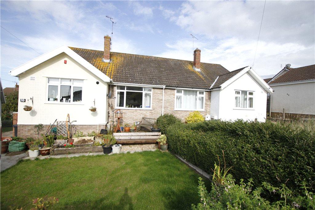 Estate Agents Weston Super Mare >> 3 bedroom semi-detached bungalow for sale, Locking, Weston-Super-Mare BS, Weston-super-mare ...