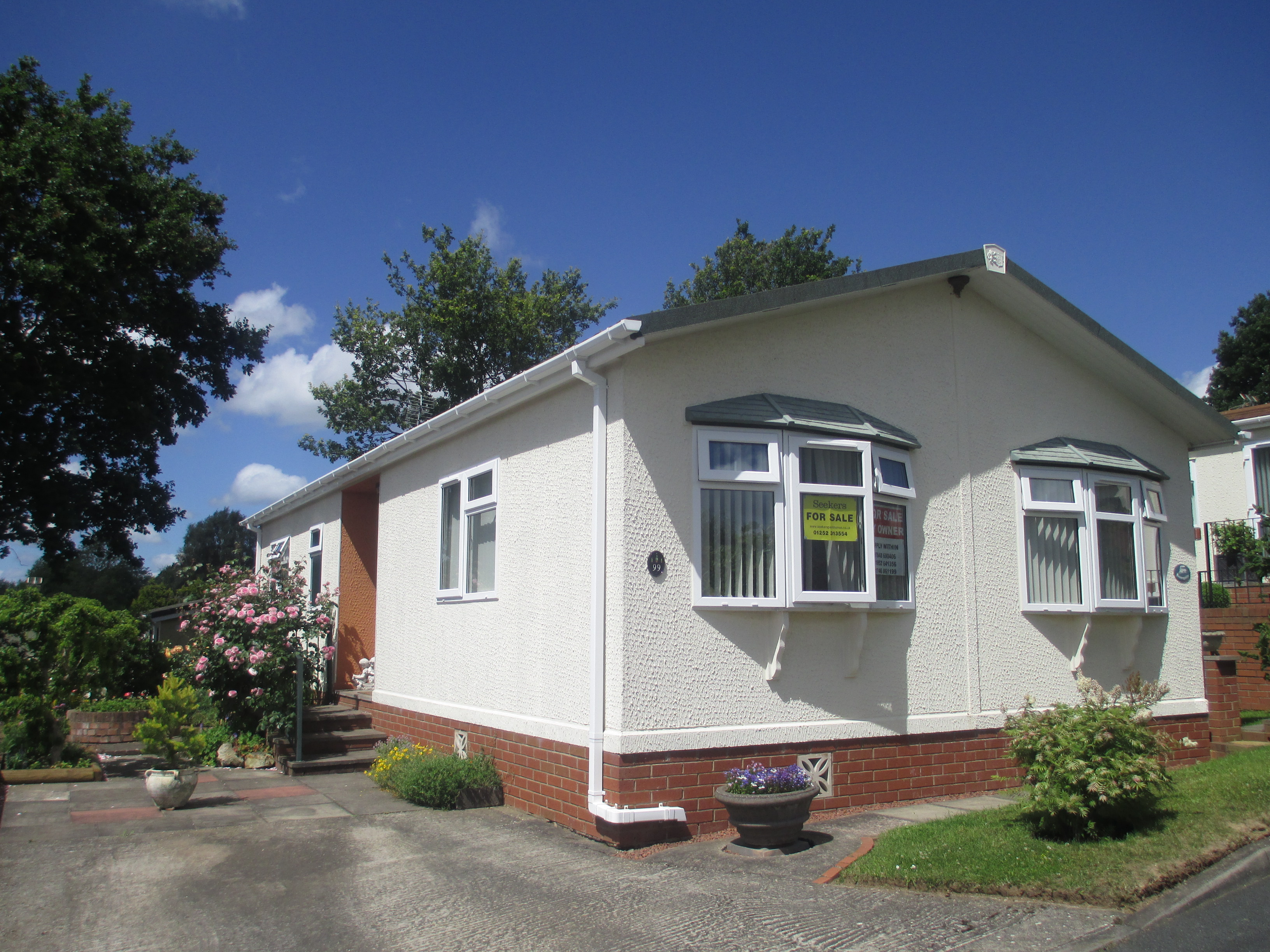 2 Bedroom Mobile Home For Sale Bridgnorth Shropshire Wv16 6nr