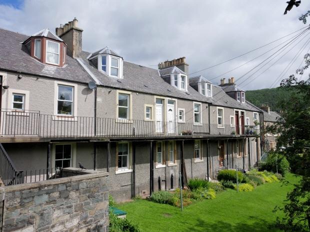 1 Bedroom Cottage To Rent Bridgehouse Terrace Peebles Eh Eh45 8hs