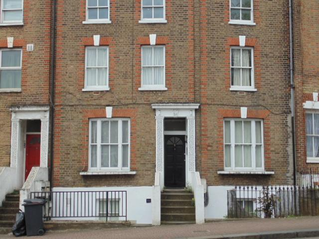 Central Victorian House London Garden View Double Room