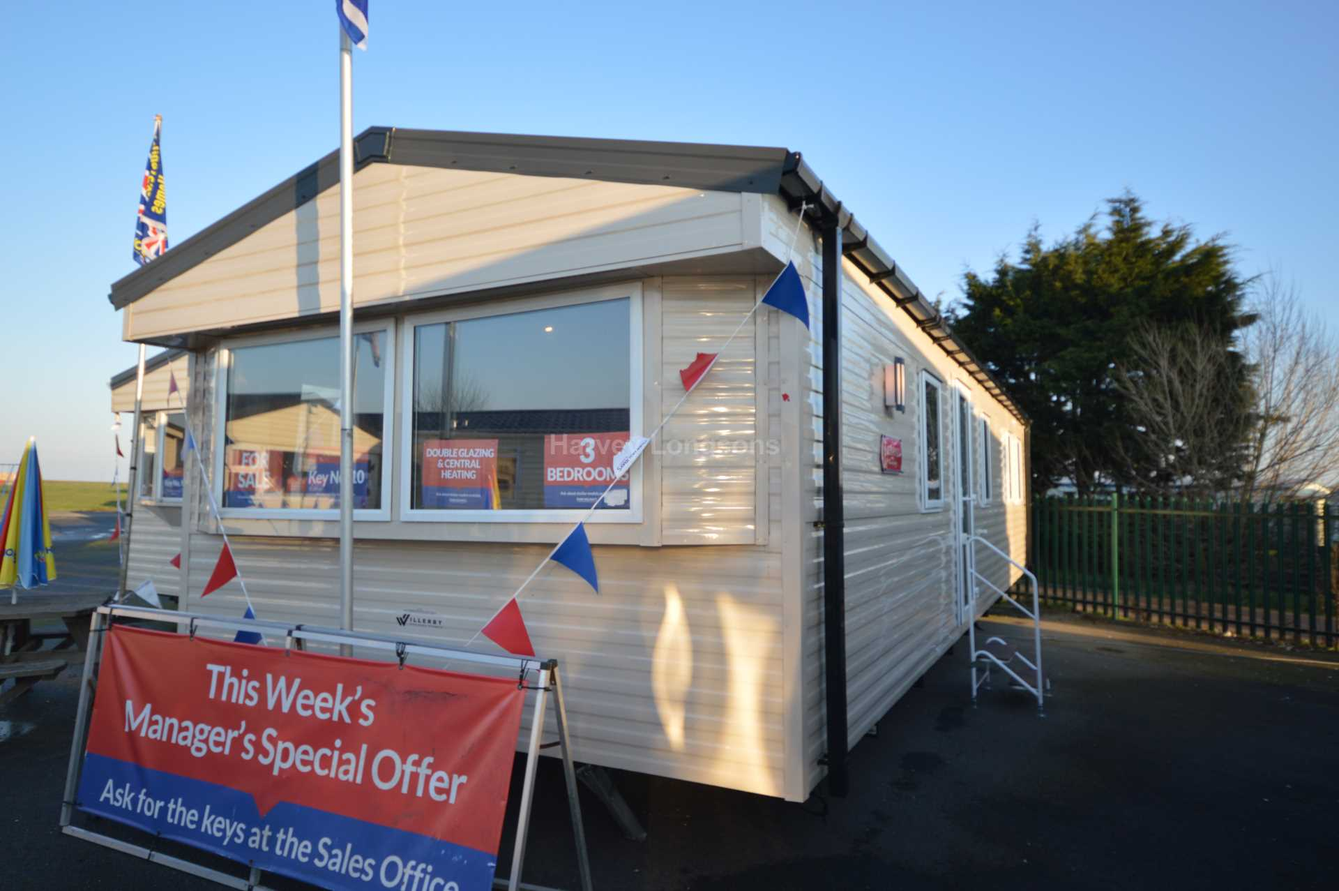 Fantastic  Berth For Sale In Whitstable Kent  South East Caravans Centre