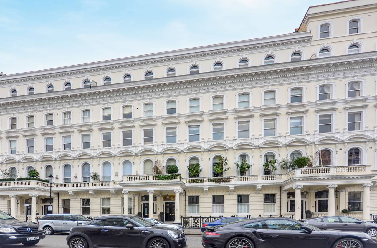 1 bedroom flat to rent queens gate terrace kensington for Queens gate terrace
