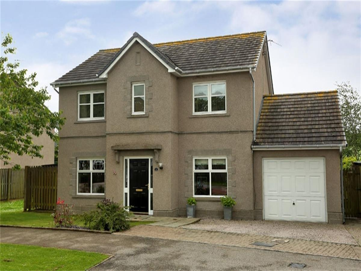 4 Bedroom Detached House To Rent Lairds Grove Newmachar
