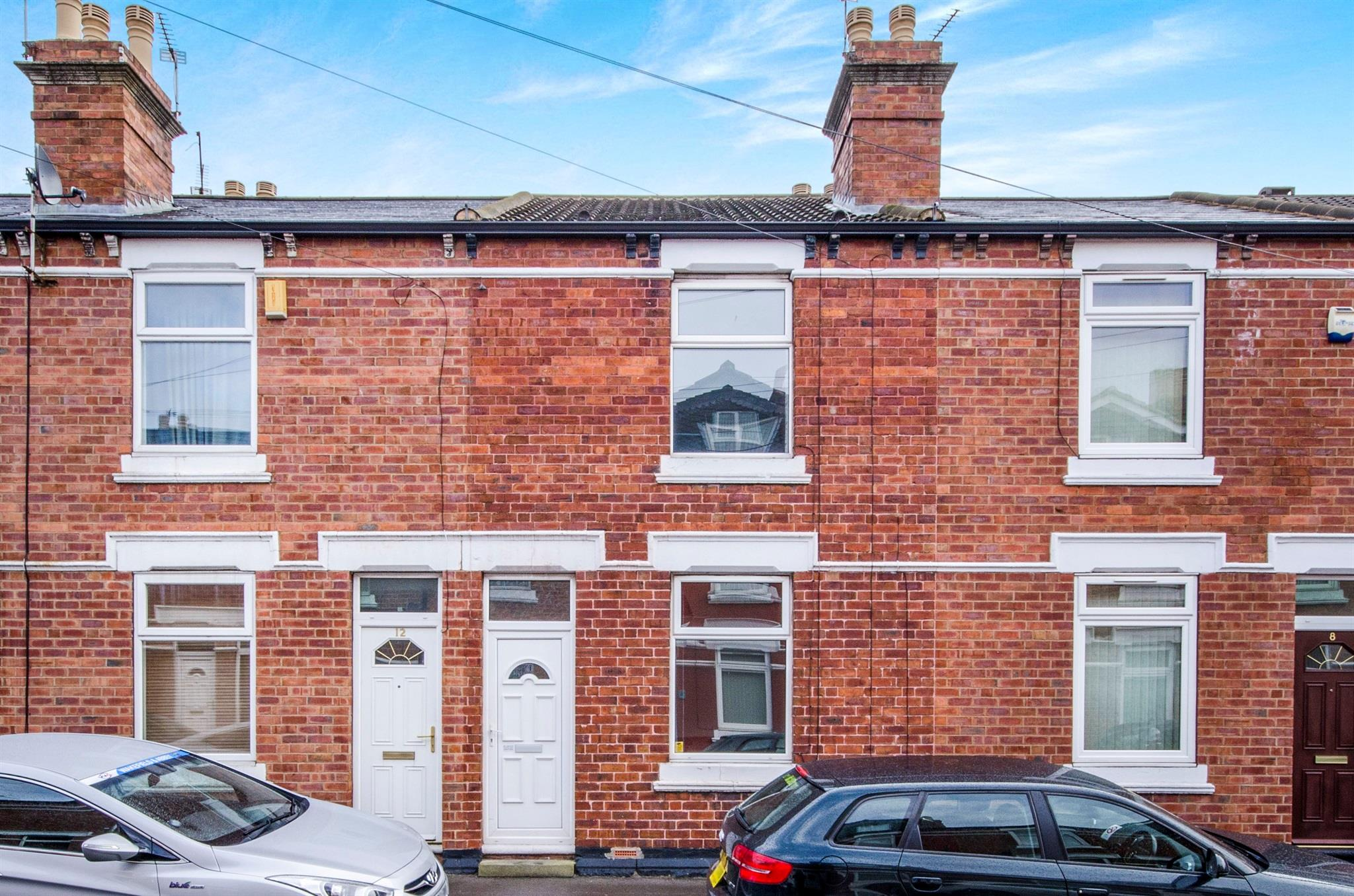 2 bedroom terraced house for sale anderson street for Wakefield house