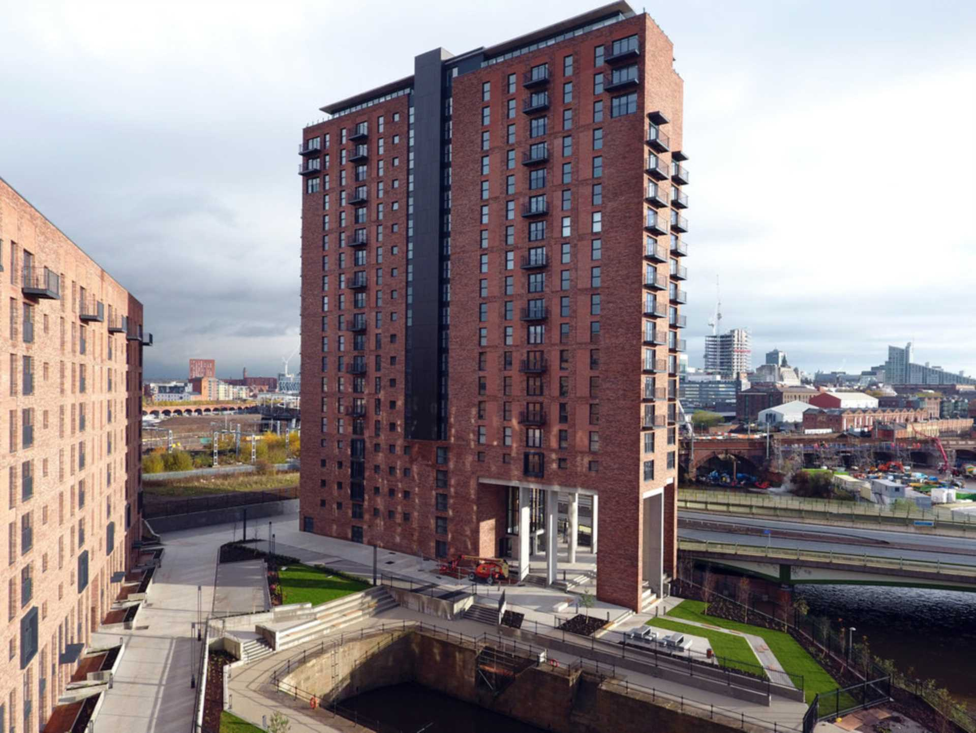 Two Bedroom Apartment Manchester