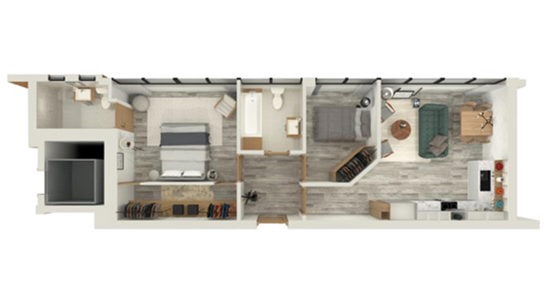 15 Bedroom Flat For Sale Becket Street Derby De
