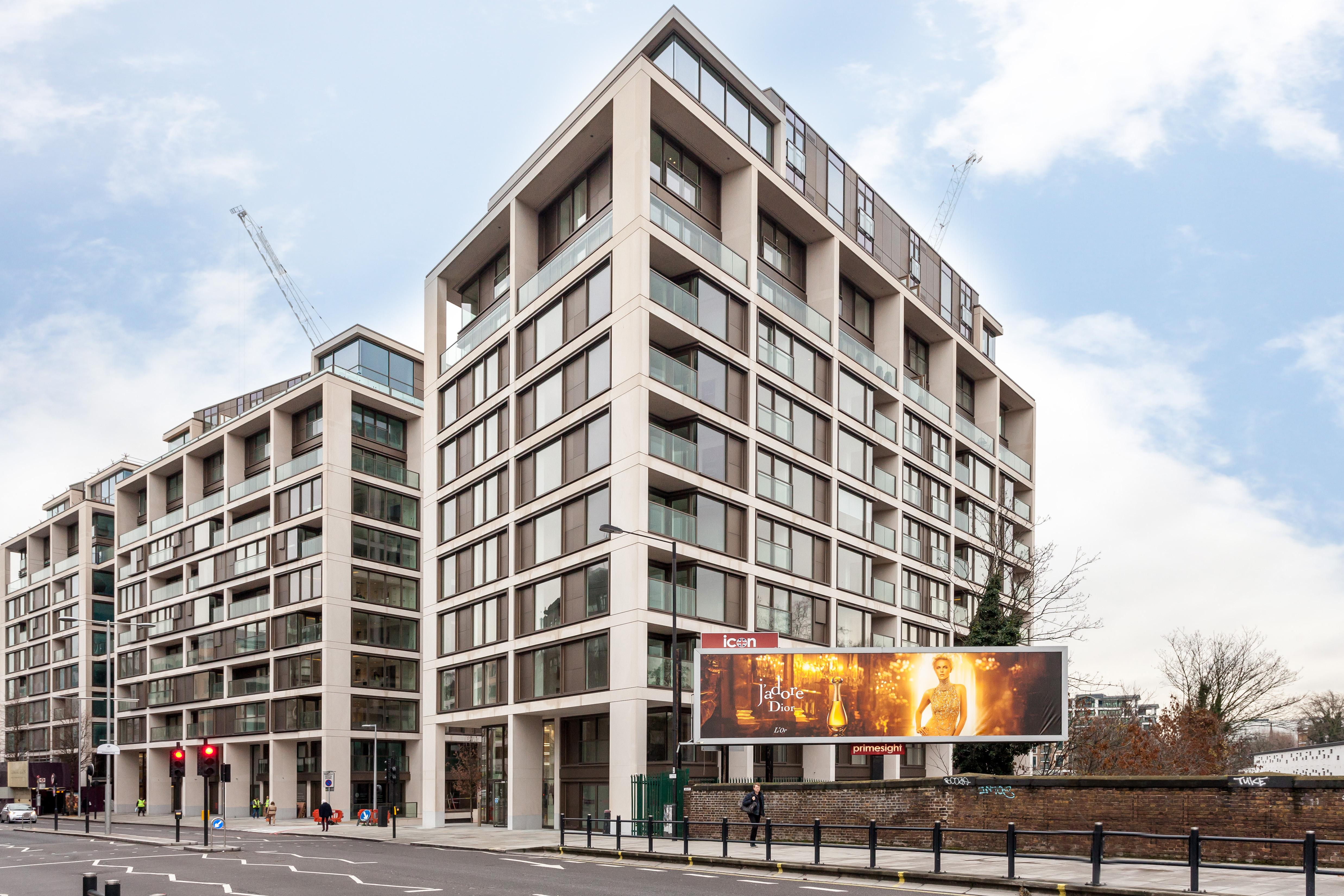 1 bedroom accessible flat to rent charles house for The kensington house
