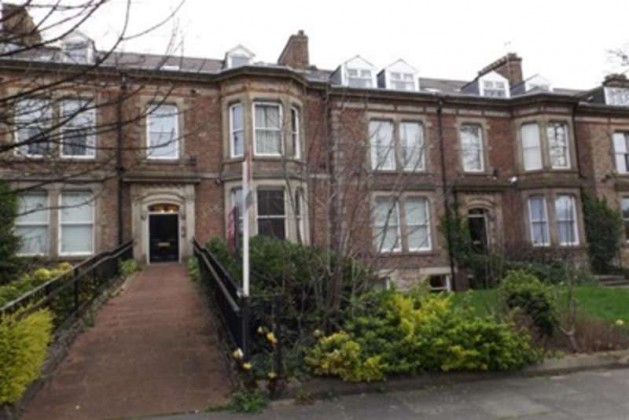 2 bedroom flat to rent osborne terrace jesmond for 2 osborne terrace