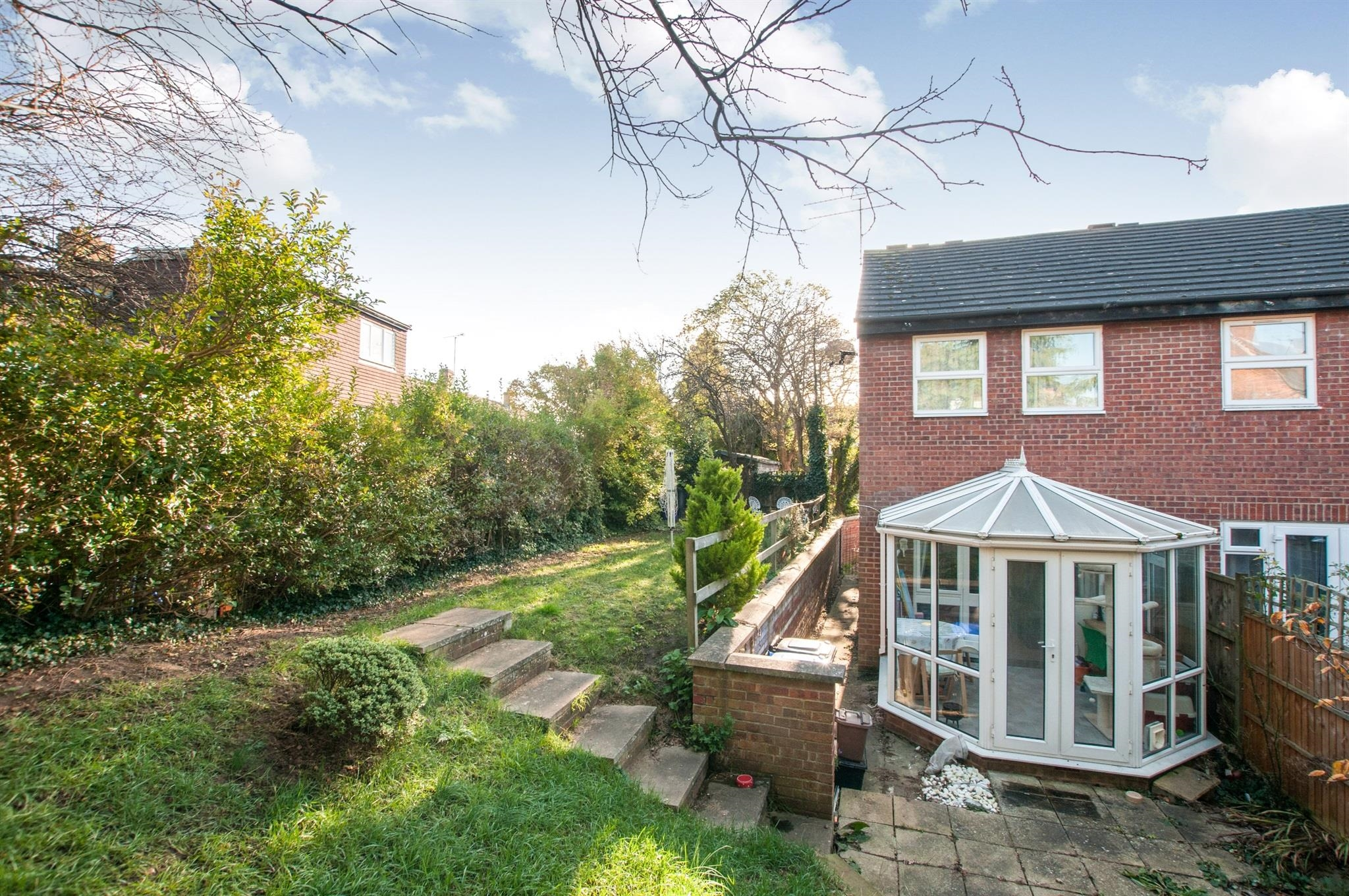 2 Bedroom End Of Terrace House For Sale Harkness Road