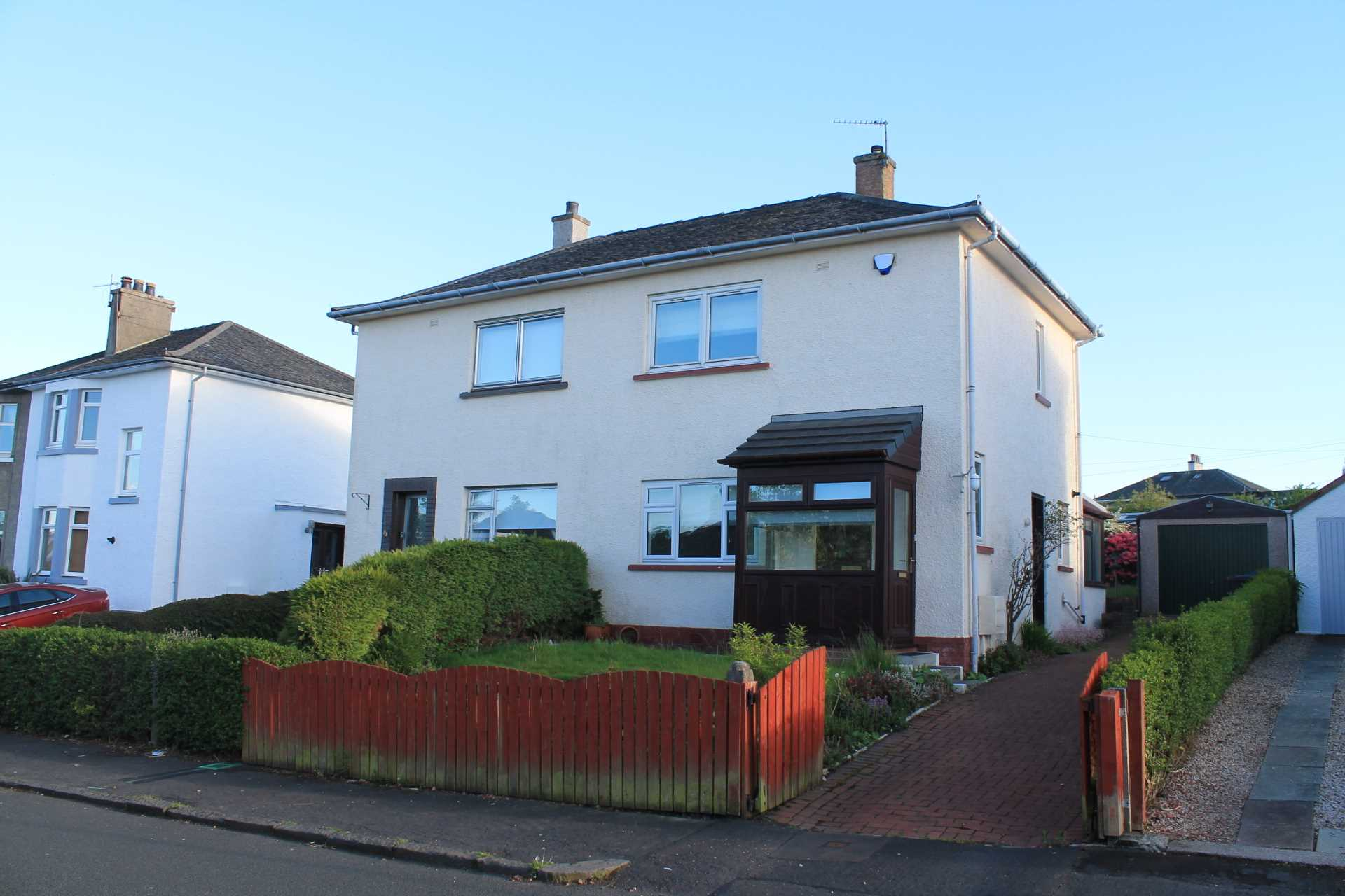 2 bedroom house for sale cairngorm crescent paisley pa2 for Paisley house